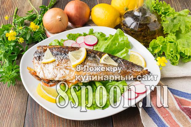 Рыба запеченная в фольге в духовке фото_02