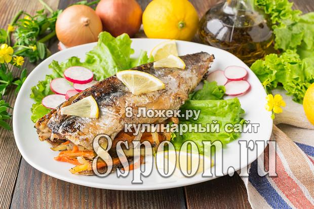 Рыба запеченная в фольге в духовке фото_06