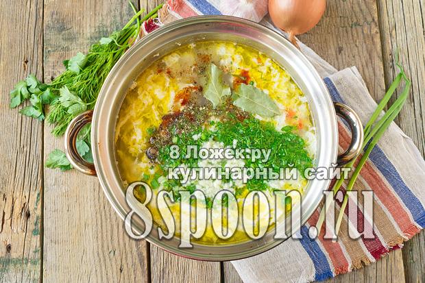 Суп с пшеном фото_04