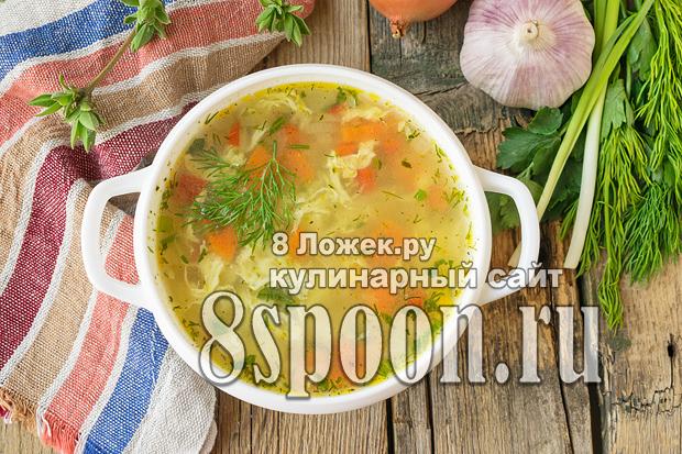 Суп с пшеном фото_05