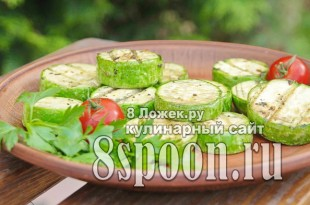 Кабачки на мангале рецепт с фото_5