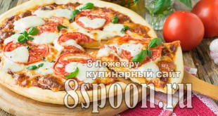 Пицца маргарита фото_12