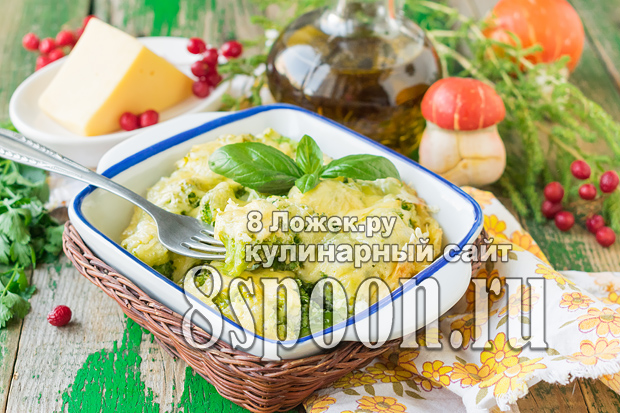 Брокколи в духовке с сыром фото, фото рецепт Брокколи в духовке с сыром