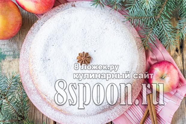 Шарлотка с яблоками в мультиварке фото, фото рецепт  шарлотки с яблоками в мультиварке