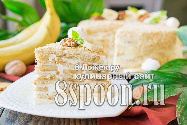 Торт из крекеров фото, рецепт с фото как приготовить
